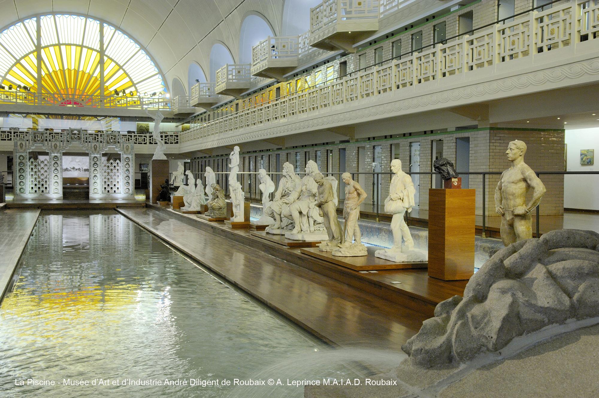La Piscine Musee D Art Et D Industrie Andre Diligent La C Art